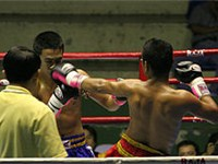 Muay thai is Thailand's national sport