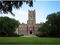 Fordham University's Keating Hall.