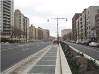 The Grand Concourse at East 165th Street