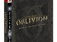 The Elder Scrolls IV: Oblivion Game of the Year Edition cover for PlayStation 3