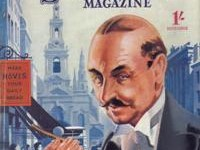 The cover of issue 587 of the Strand Magazine (November 1939) which featured the first UK publicatio