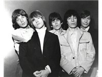 The Rolling Stones in the 1960s. From left: Jagger, Jones, Richards, Wyman and Watts.