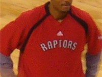 Morris Peterson was selected in the 2000 NBA Draft and played seven seasons for Toronto before signi