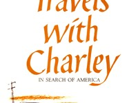 Travels with Charley, 1962 Viking Press Cover