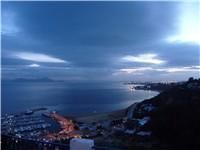 Tunis bay