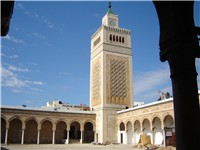 The Great Mosque of Al-Zaytuna