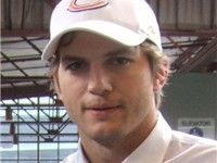 American actor Ashton Kutcher is the most followed user on Twitter.