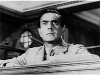 Power as the accused murderer, in the 1957 adaptation of Agatha Christie's Witness for the Prosecuti