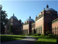 The University of Birmingham, a 'redbrick' civic university
