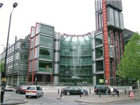 The Channel 4 building.