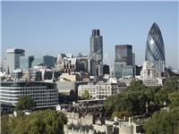 London is Europe's largest financial centre and one of the world's three largest financial centres a