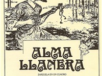 Cover of Alma Llanera