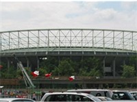Ernst-Happel-Stadion in the Prater