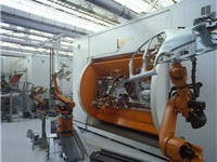 Automated assembly at Puebla