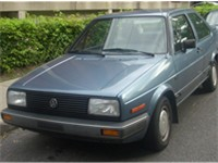 1985-1989 Volkswagen Jetta coup 