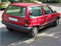 "Mark II Polo ""Wagon"" shape"