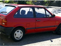 1992 Volkswagen Polo Mark IIF