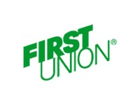 Longtime First Union logo