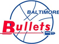 Early Baltimore Bullets logo