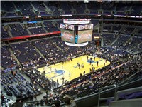 The Wizards moved to the MCI Center (now named Verizon Center) in 1997.