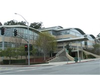 YouTube's current headquarters in San Bruno, California.