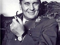Marshal Josip Broz Tito.