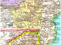 Matabeleland in the 1800s.
