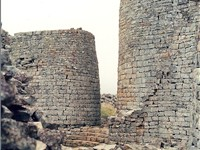 Towers of Great Zimbabwe.