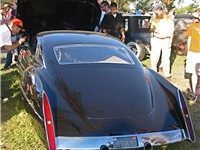 Cadzilla at the Longhorn Hot Rod Show in 2005