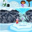 Dora the Explorer Dora Saves the Snow Princess Screenshot