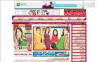 akhbar-e-jehan.com Homepage Screenshot