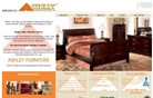 ashleyfurniture.com Homepage Screenshot