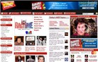 broadwayworld.com Homepage Screenshot