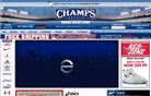 champssports.com Homepage Screenshot
