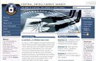 cia.gov Homepage Screenshot