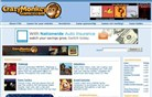 crazymonkeygames.com Homepage Screenshot