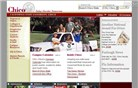 csuchico.edu Homepage Screenshot