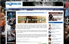 el33tonline.com Homepage Screenshot