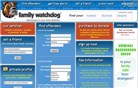 familywatchdog.us Homepage Screenshot