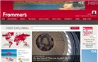 frommers.com Homepage Screenshot