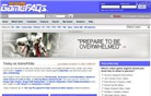 gamefaqs.com Homepage Screenshot