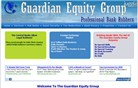 guardianequityfund.com Homepage Screenshot