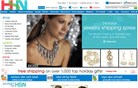 hsn.com Homepage Screenshot