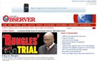 jamaicaobserver.com Homepage Screenshot