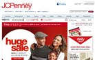 jcpenney.com Homepage Screenshot