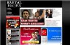 kartalhaber.com Homepage Screenshot