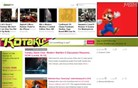 kotaku.com Homepage Screenshot