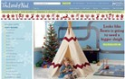 landofnod.com Homepage Screenshot
