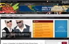 malianteo.com Homepage Screenshot