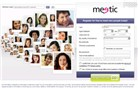 meetic.com Homepage Screenshot